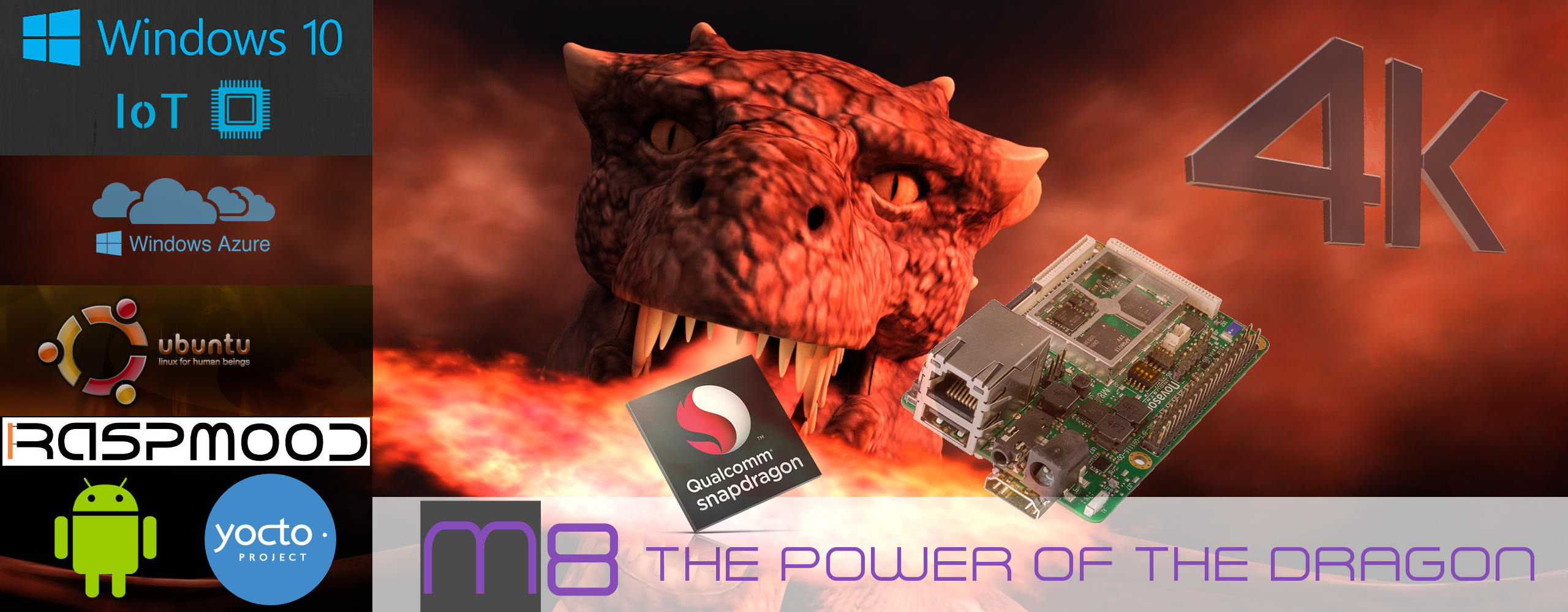 NOVASOM M8 - THE POWER OF THE DRAGON