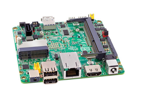 Intel NUC boards