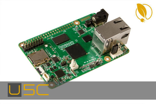 Novasom Industries' U5C - Industrial board