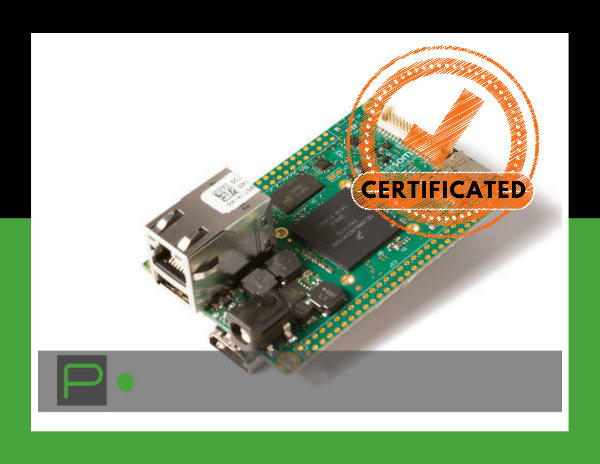 Certifications Novasom Industries P-Line boards