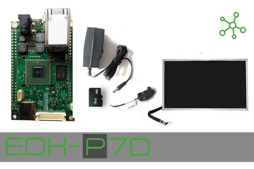 P-Line EXT.DEV.KIT P7D